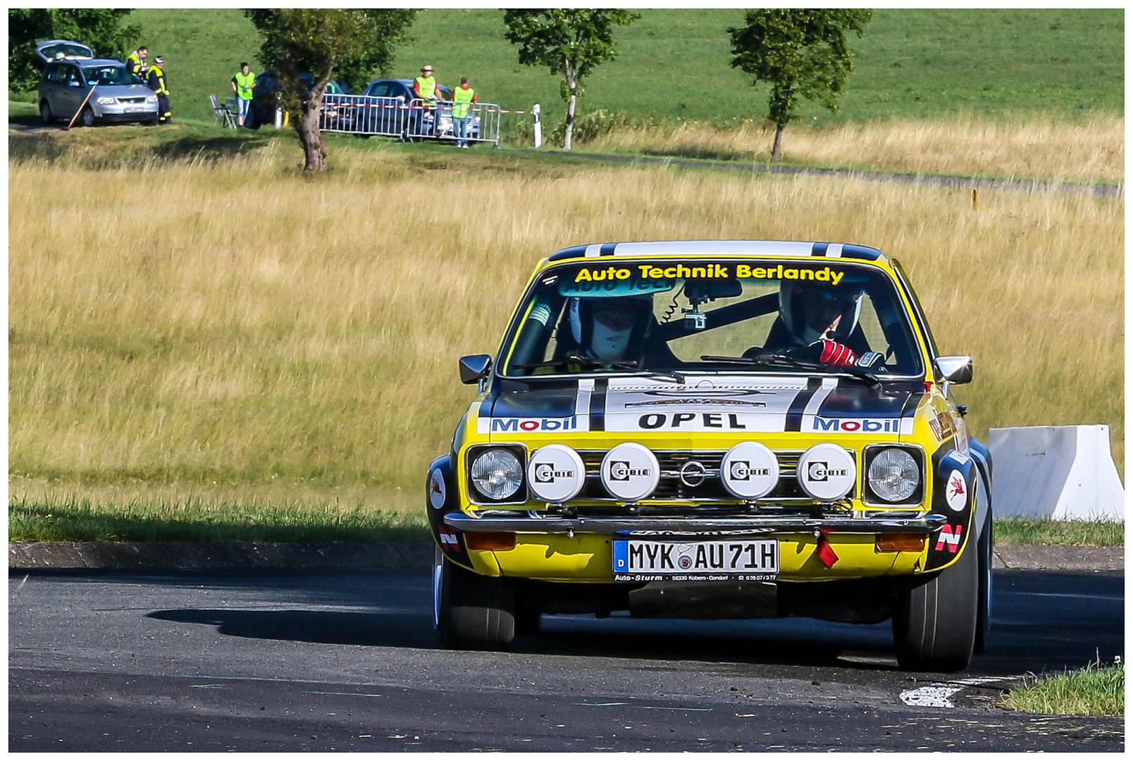 ++ Opel Ascona A ++