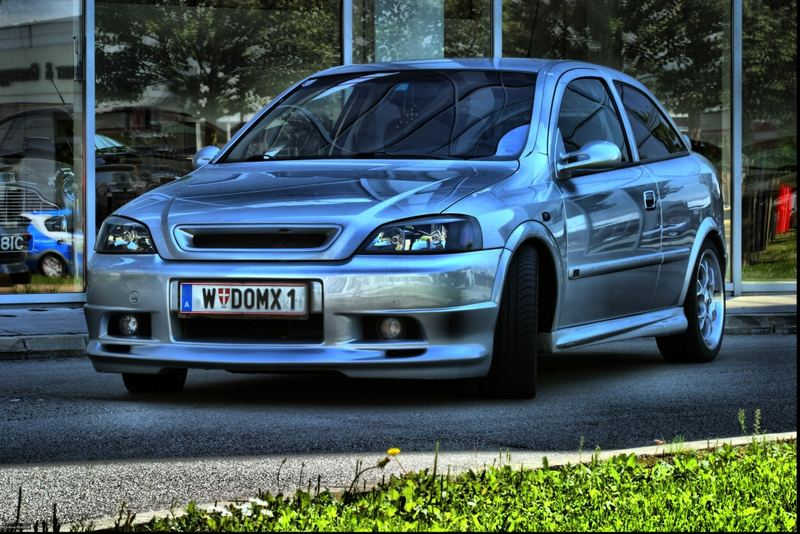Opel Astra HDR