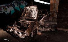 Opel Astra, welcher definitiv bessere Zeiten gesehen hat (: