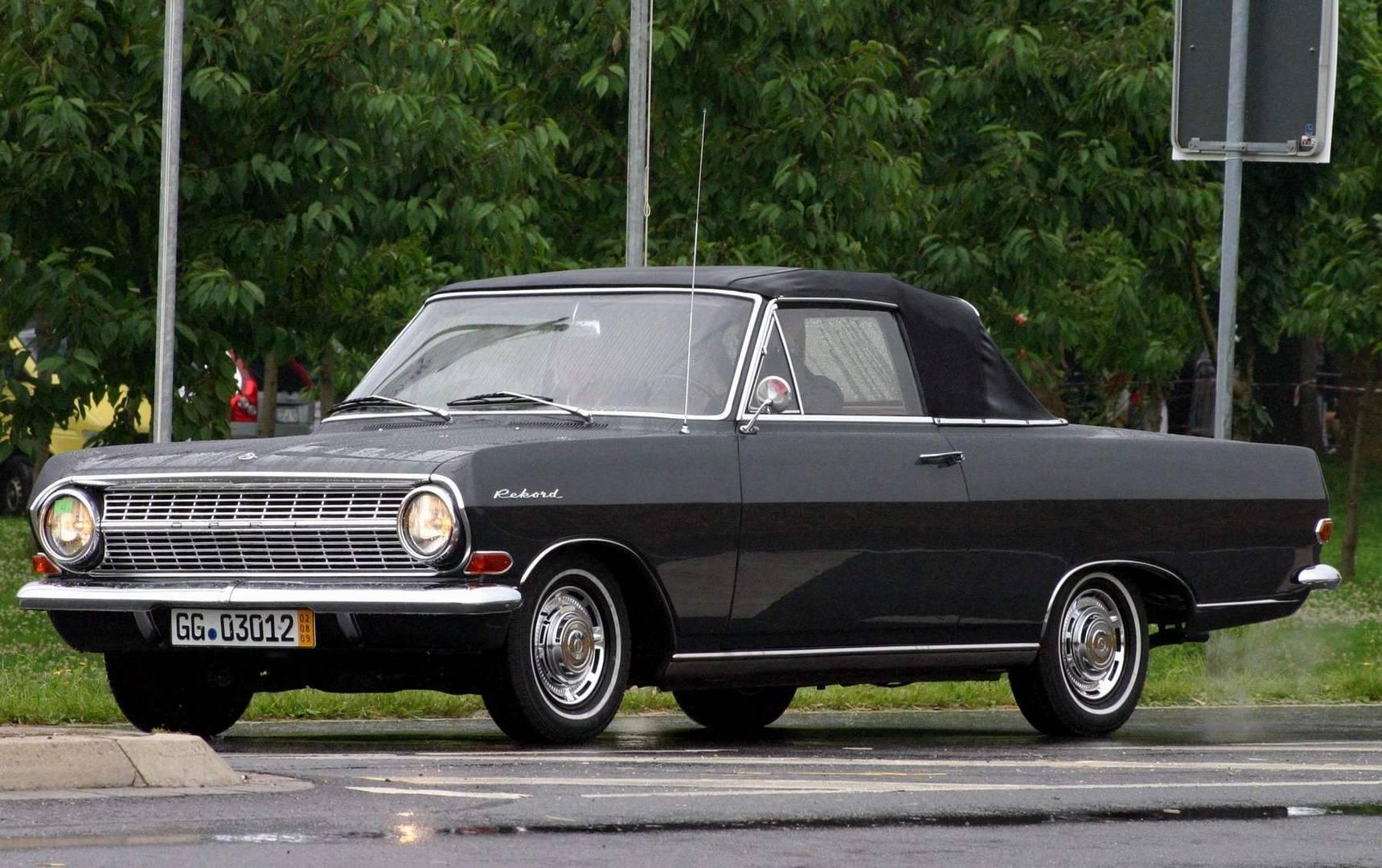 Opel - damals eine Erfolgsstory 06