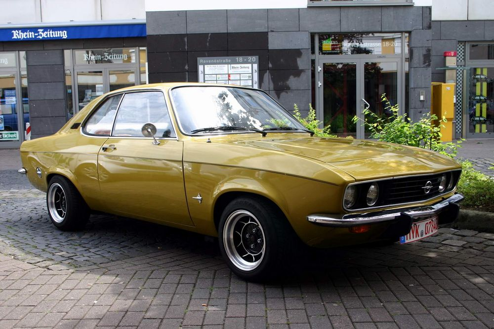 Opel - damals eine Erfolgsstory 08