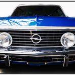 Opel Diplomat - Ein OIdtimer aus den 70ern