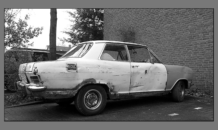 ... Opel - Gang ...