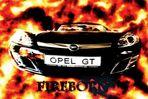Opel GT, born of fire