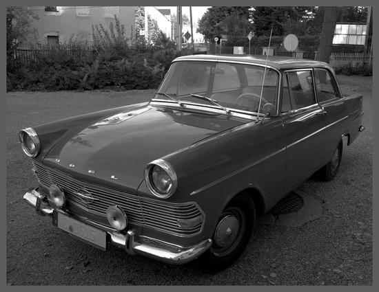 Opel hat nicht nur Nähmaschinen gebaut!