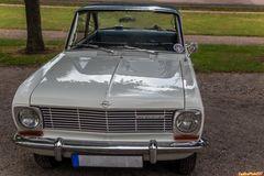 Opel Kadett B bei Classic Cars Schwetzingen