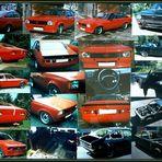 Opel Kadett GTE Baustelle