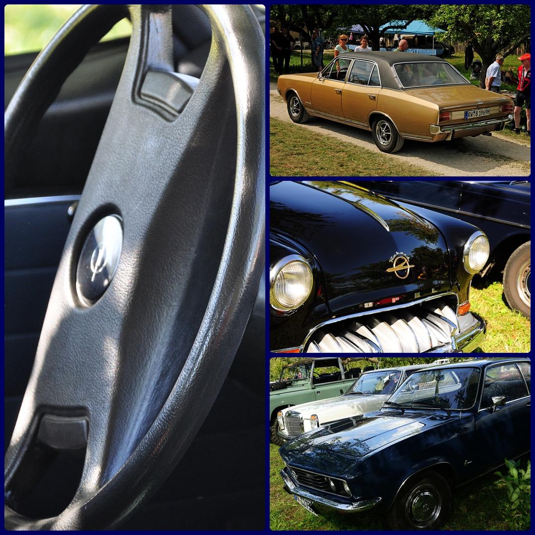 Opel Kultauto Der 60er Und 70er Jahre Foto Bild Autos