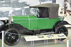 """Opel """"Laubfrosch"""""""
