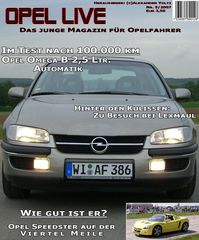 Opel Live 5/2007