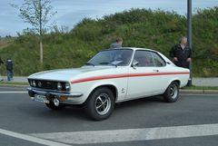 Opel Manta Bj 1975