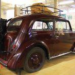 Opel Olympia mit Holzgasanlage Bj. 1936