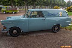 Opel Olympia Rekord P2  D 1962 bei Classic Cars Schwetzingen
