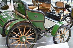 """Opel Patentwagen """"System Lutzmann"""""""