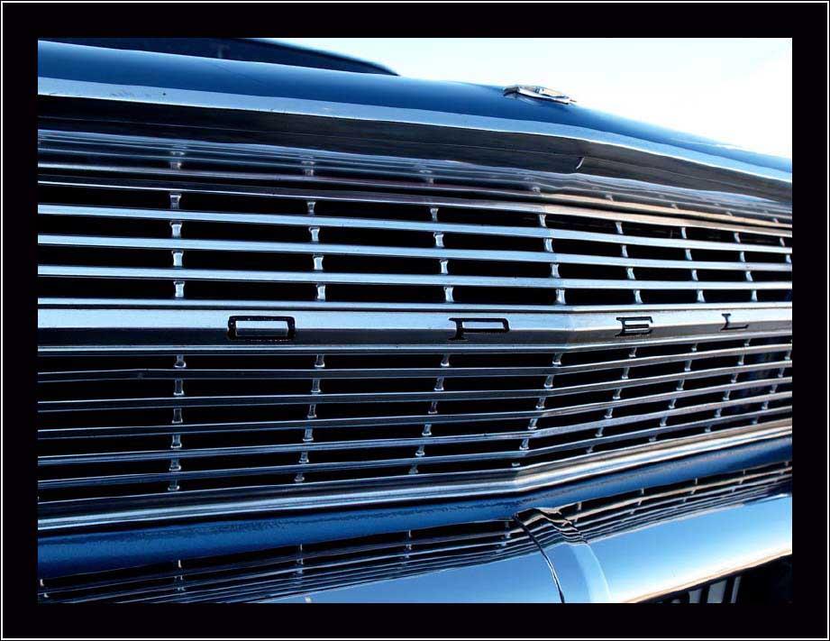 Opel Rekord II