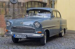 Opel Rekord Olympia