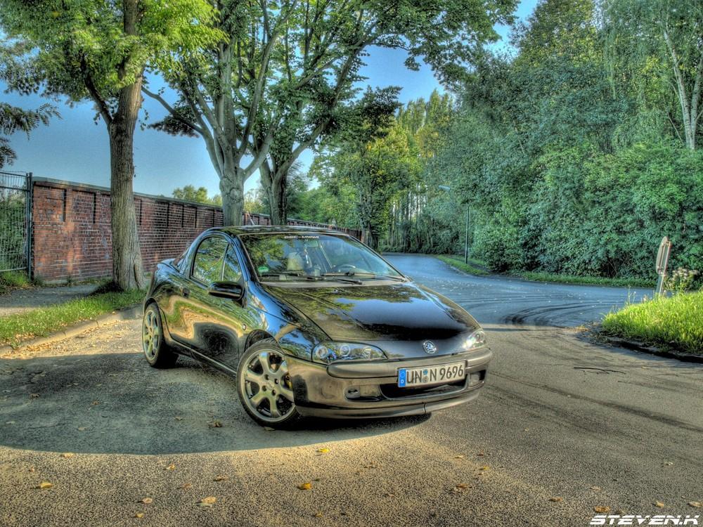 Opel Tigra 1,8 16V -HDR-
