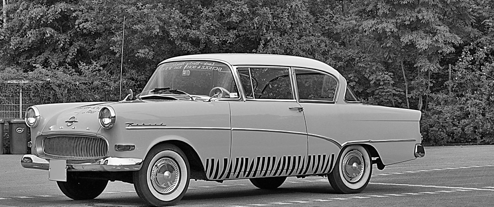 Opel von 1957 / 58