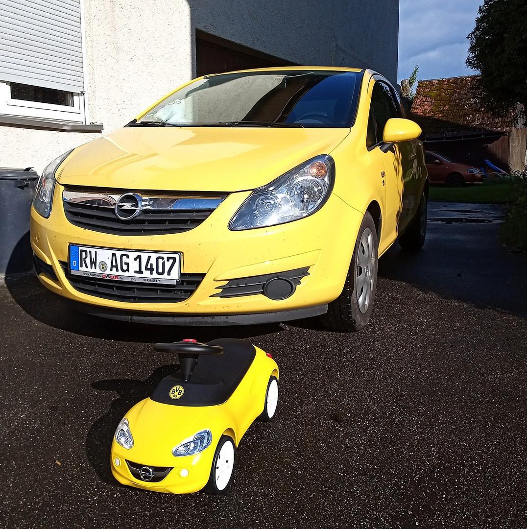 Opels für alle Fälle
