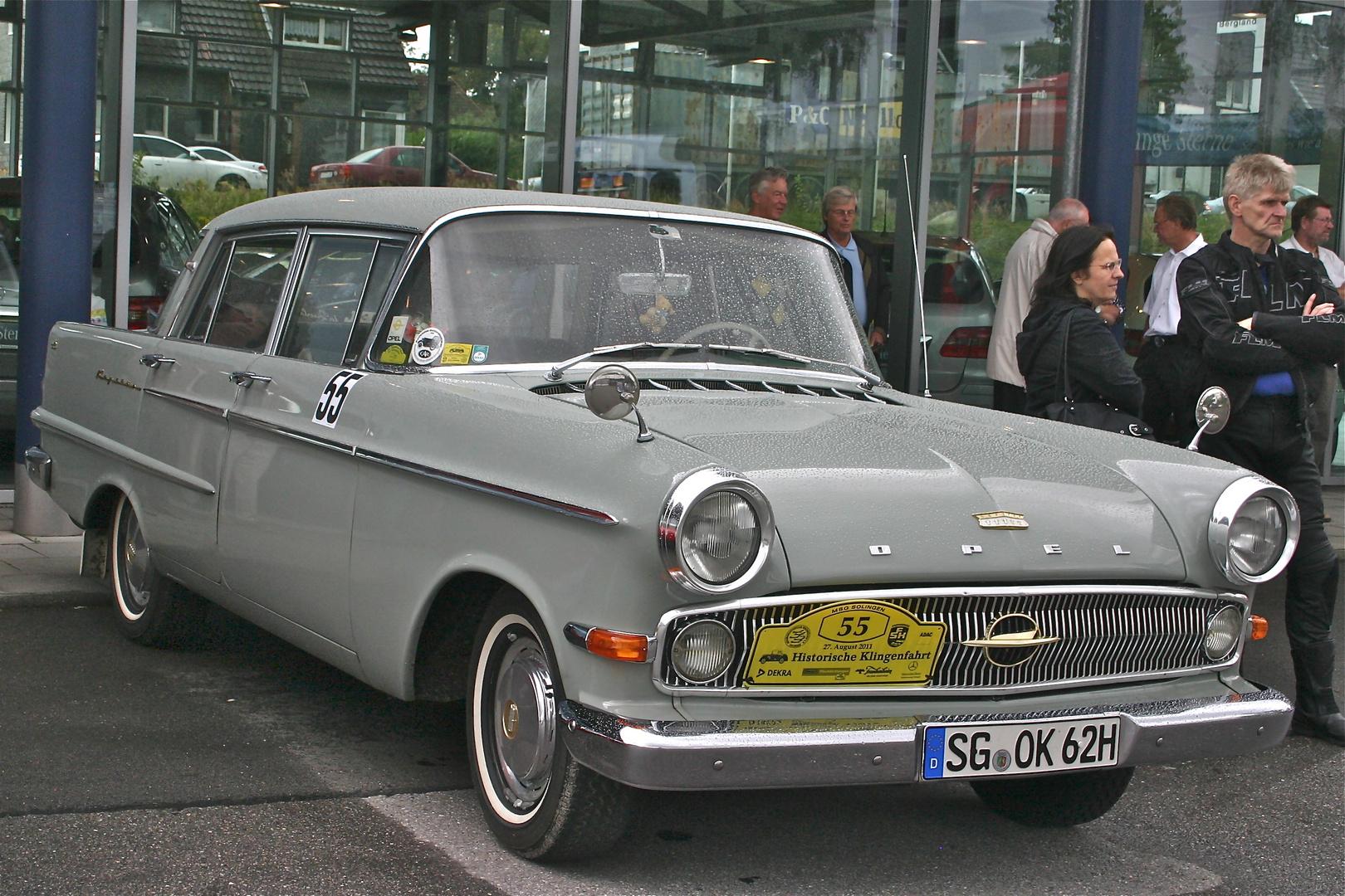 Opels Großer