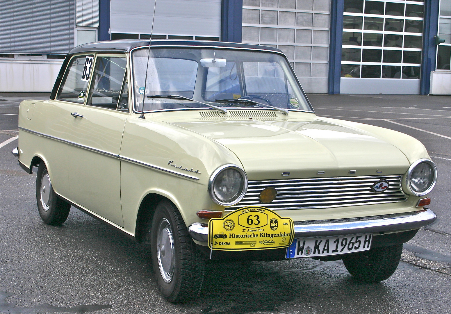 Opels Kleiner 01