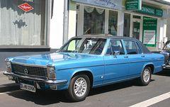 Opel's letzter Großer