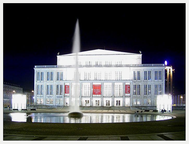 Oper in Leipzig?