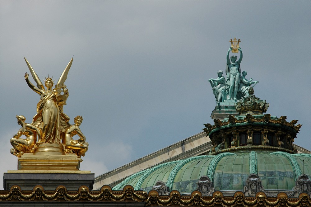 Oper in Paris