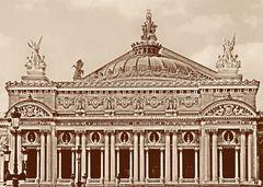 Opéra Garnier 1875
