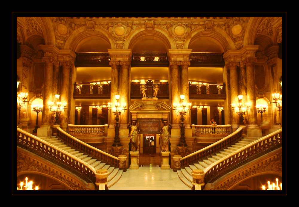 Opera Garnier II, Paris