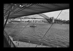Opera House to Harbour Bridge