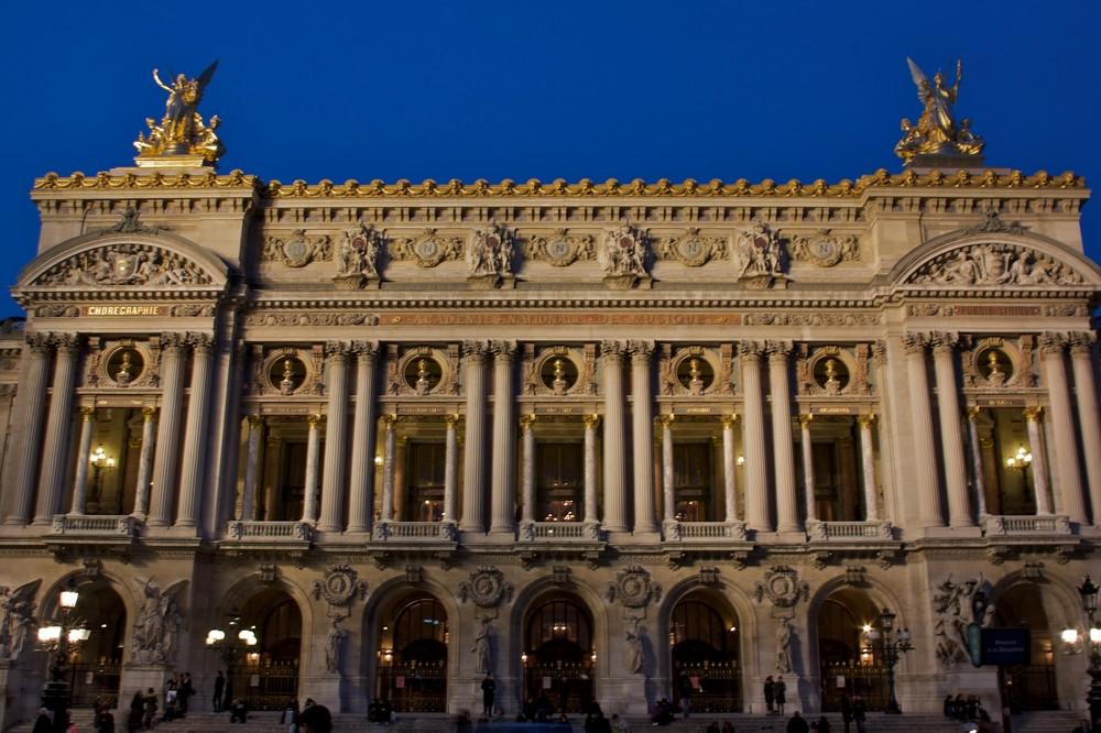 Opera in Paris