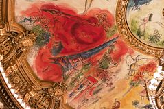 Opéra National - Marc Chagall