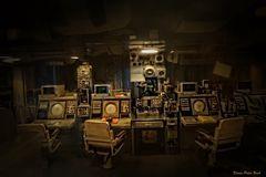Operationszentrale auf der Mölders