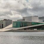 Operngebäude Oslo ...