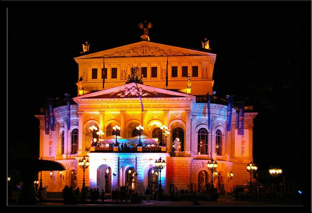 Opernhaus - Frankfurt
