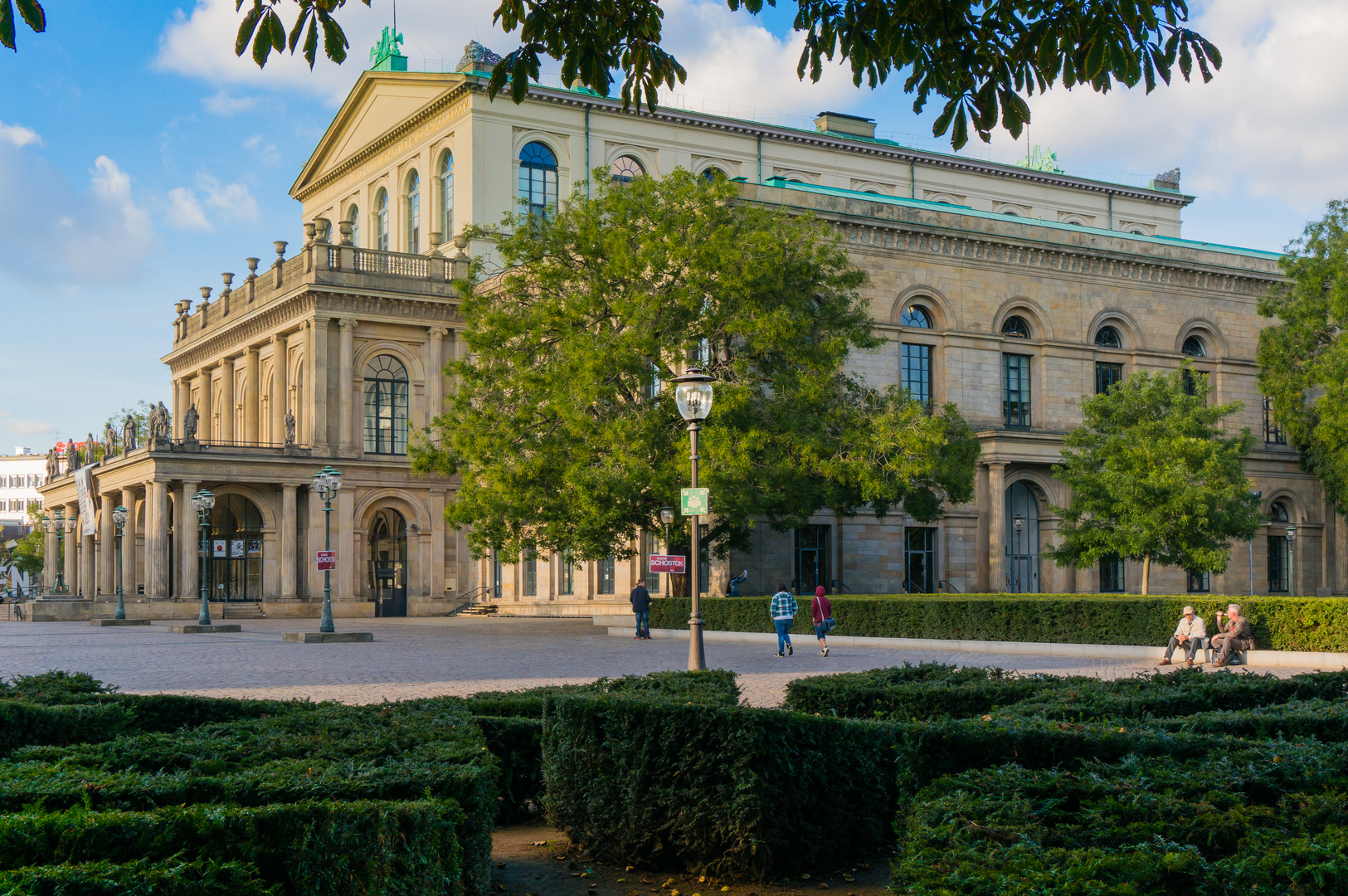 Opernhaus II - Hannover
