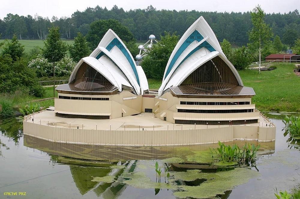 Opernhaus Sydney - Modell 1 :25