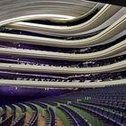 Opernsaal im Palau de les Arts Reina Sofia, Valencia
