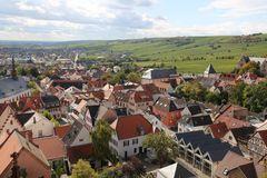 Oppenheim - Blick von der Katharinenkirche nach Süden