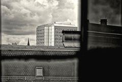 ... optische Vielfalt kaputter Fenster ...