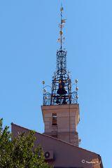 Orange - ein ungewöhnlicher Glockenturm -