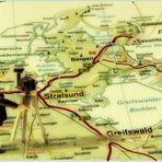 Orange reist nach Stralsund und Rügen