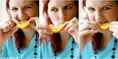 * orange slice *
