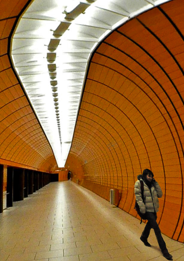 Orange Tube