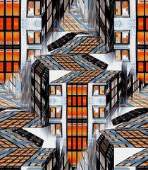 Orange Windows