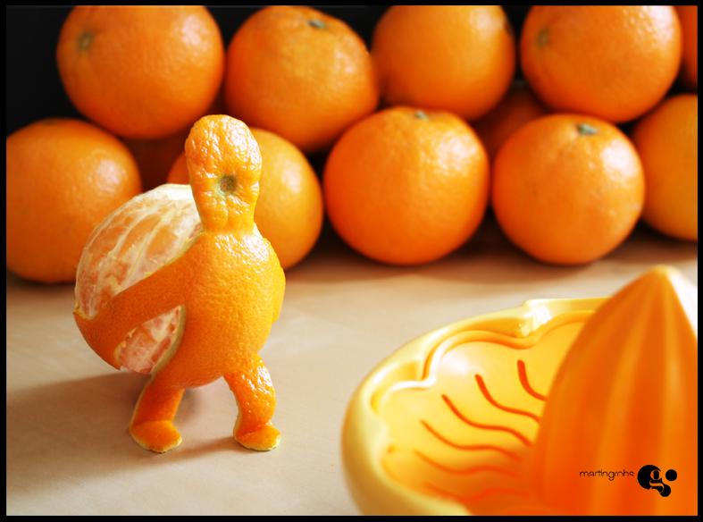 orangeman...