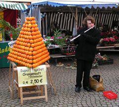 orangen mit musik