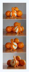 Orangenschieber