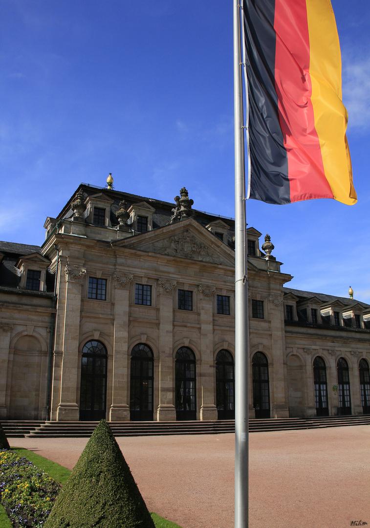 Orangerie des Stadtschlosses Fulda